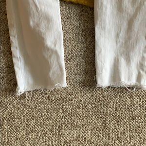 LOFT Jeans - LOFT modern white skinny jeans size 0